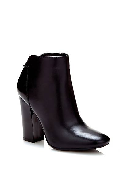 Stivaletto Guess donna art. FLLUA3LEA09 in pelle NERO 45%