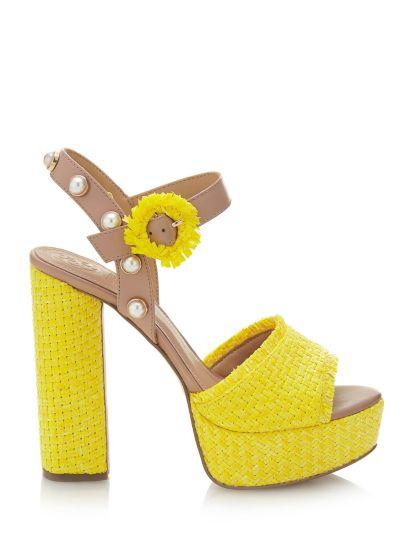 Sandalo Micaela Intreccio