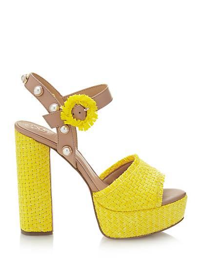 Sandalo Micaela Intreccio O3B6L6GI