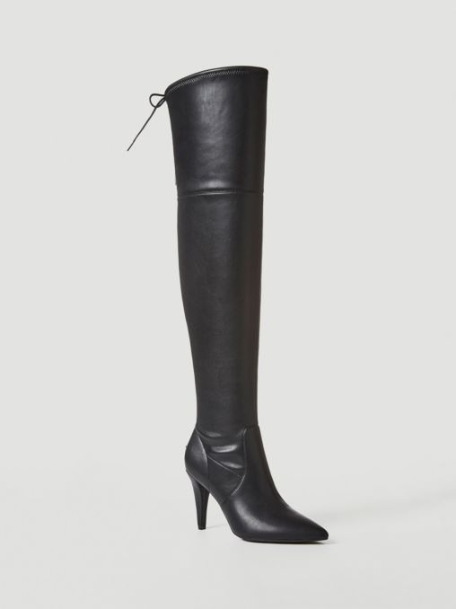 Norris Boot With Bow by Guess