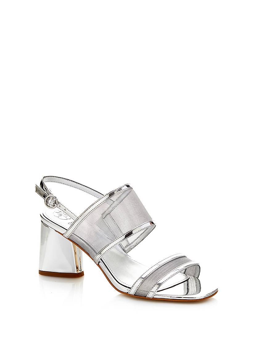 Sedonne Sandalette eu Metallic Sandalette Sedonne OptikGuess D2WEH9I