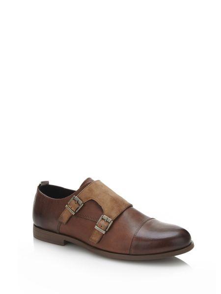 Chaussure dario a deux boucles