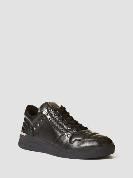 GUESS Sneaker Knight Low Leder