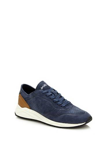Chaussures Guess bleues Casual homme ukS9rU33w