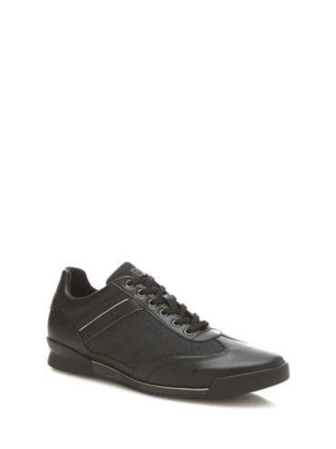 Zapatos negros Guess para hombre