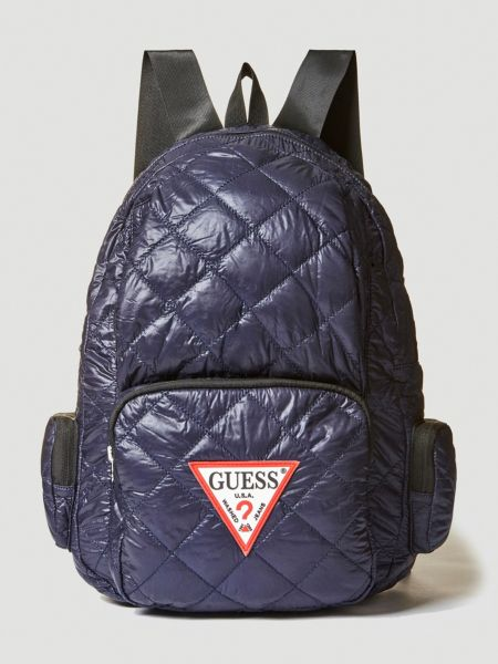 GUESS Rucksack Just4fun Steppoptik