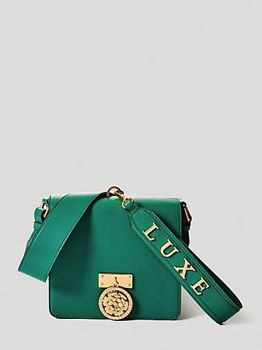 Alexis Leather Crossbody Bag