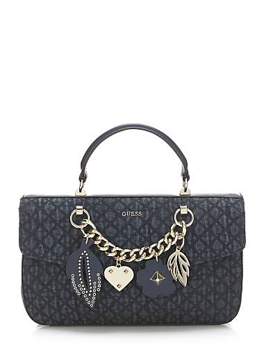 2f60598e3e7 STASSIE DENIM CROSSBODY BAG