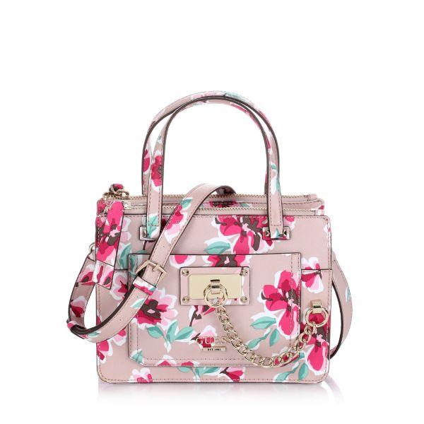 4aef6bdb66af Forget Me Not Little Status Satchel Floral Bag