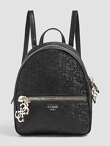 c9dbd07d88a6 URBAN CHIC LOGO PRINT BACKPACK