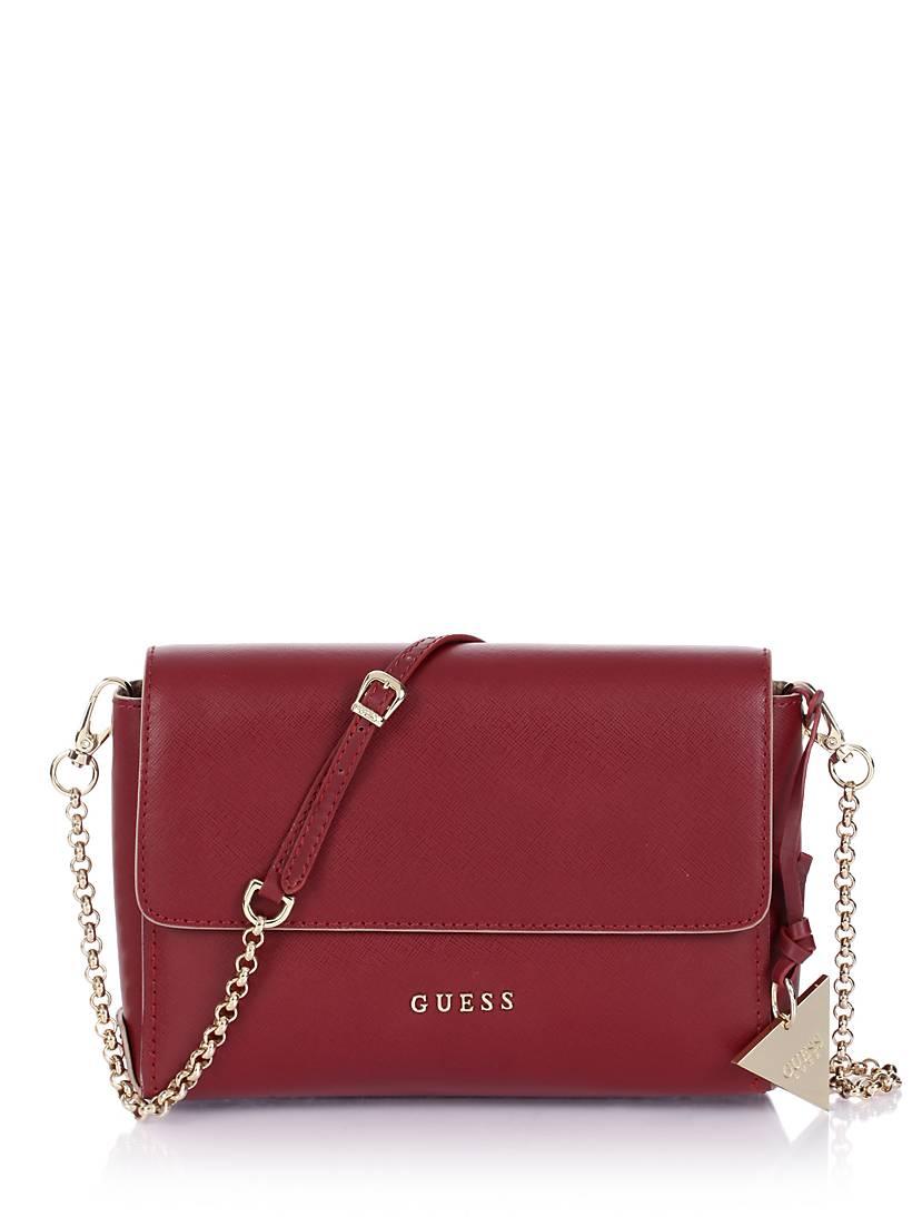Lady Luxe Crossbody Flap Bag   GUESS.eu fdffc3f6b6