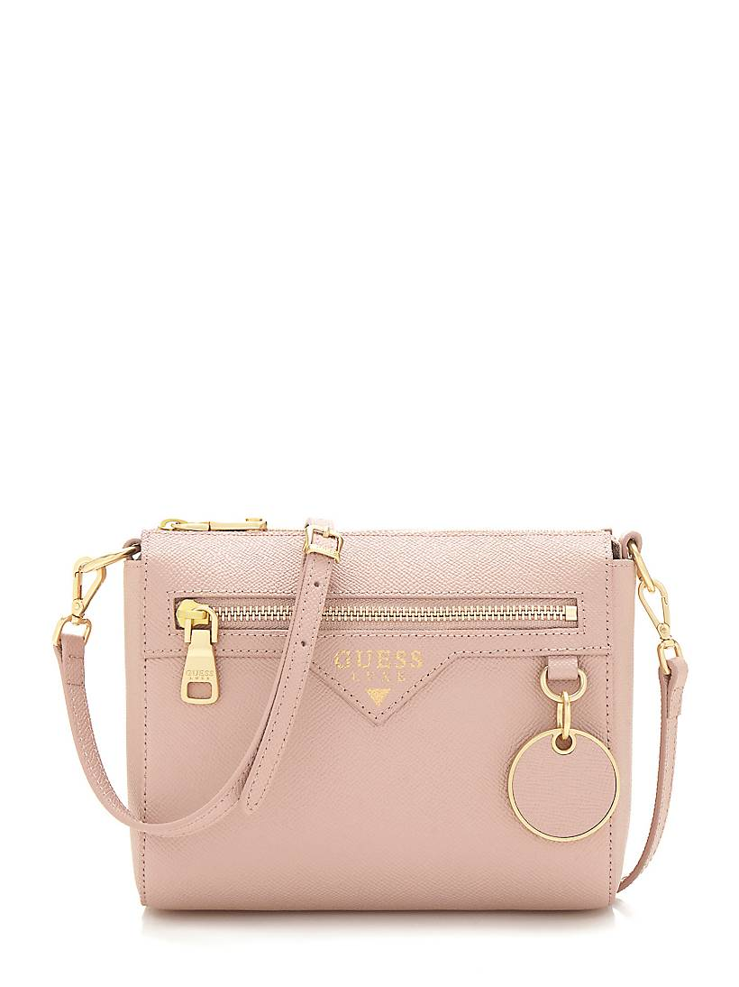 ec2c0a3f81 LADY LUXE LEATHER CROSSBODY BAG. Code  HWLADYL7414