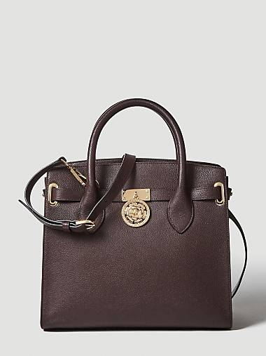 Peony Leather Handbag