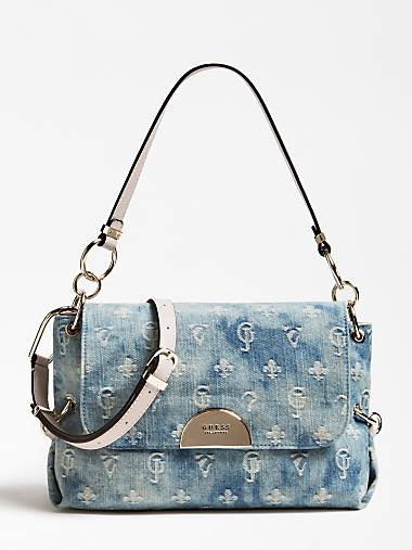 ea1cc0f1bbdee SCHULTERTASCHE CARY JEANS