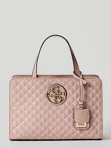 Gioia Quilted Look Bag