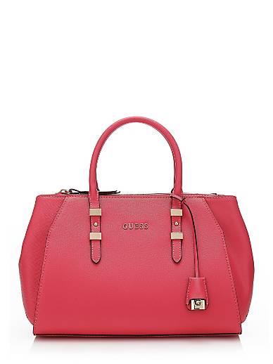 Strukturierte Handtasche Sissi | GUESS.eu