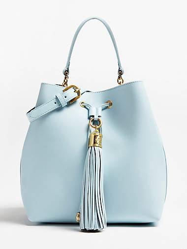 b0e5b5eef5c SOPHIE REAL LEATHER BUCKET BAG