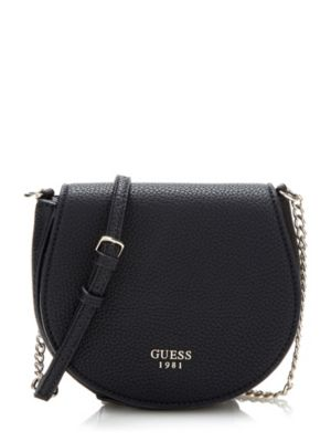 CATE CROSSBODY BAG WITH CHAIN | GUESS.eu