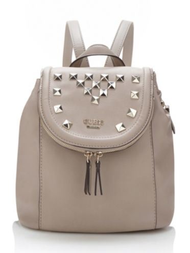 Guess-Handtas devyn larg bags taupe WhiwvDFPgW