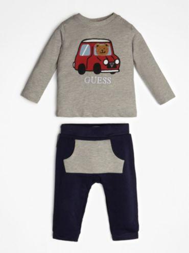 ropa de bebe guess