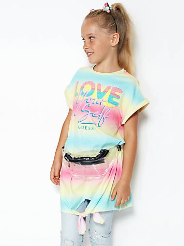 8d0ed67ff156 Girls Clothing 0-16 Years | GUESS Kids Official Website