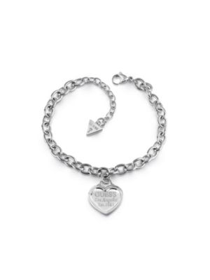 Image of Bracciale Follow My Charm Cuore
