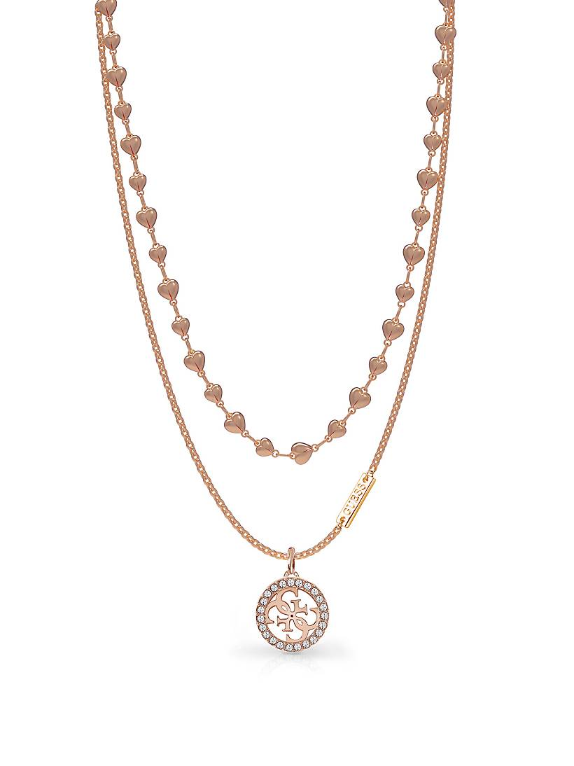 91f6923555 TROPICAL SUN NECKLACE | GUESS.eu