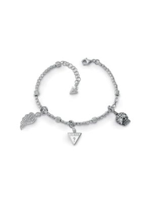 Image of Bracciale Guess Yourself In Argento 925