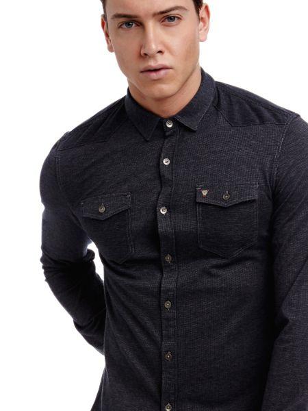 Chemise avec poches de poitrine