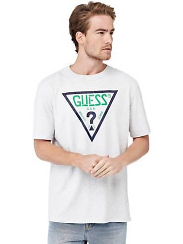 Men s T Shirts   GUESS Official Online Store 2497b9d8f1e