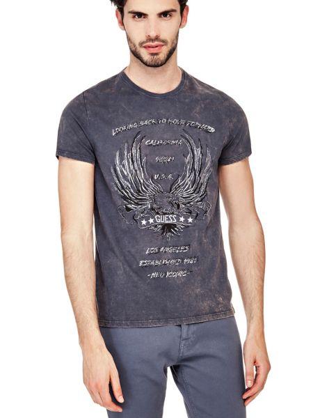 T shirt imprimé frontal