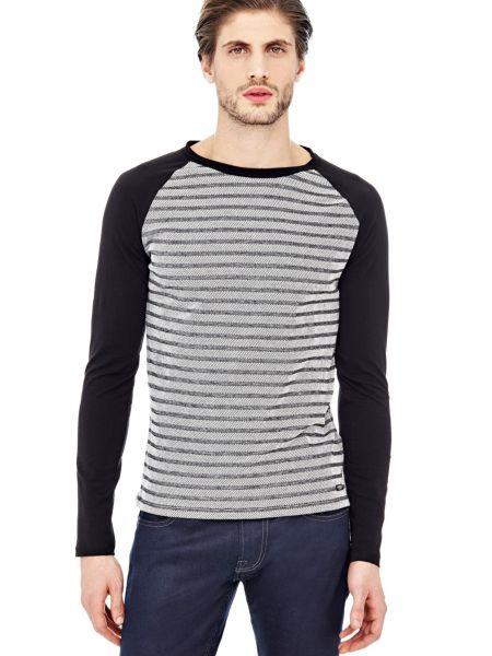 T shirt motif rayé