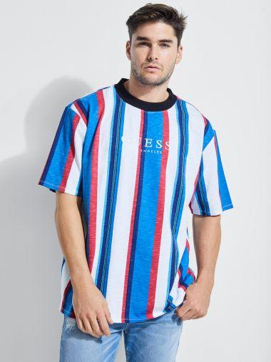 T Shirt Avec Logo Guess Site Officiel