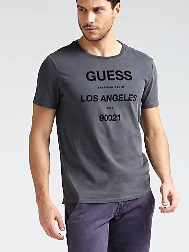 Logo T shirts   GUESS Official Online Store ce29df6fd89