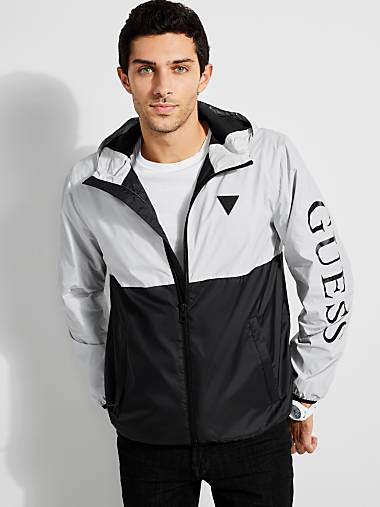 98d3a7ebb2 Men's Coats and Jackets | GUESS Official Online Store
