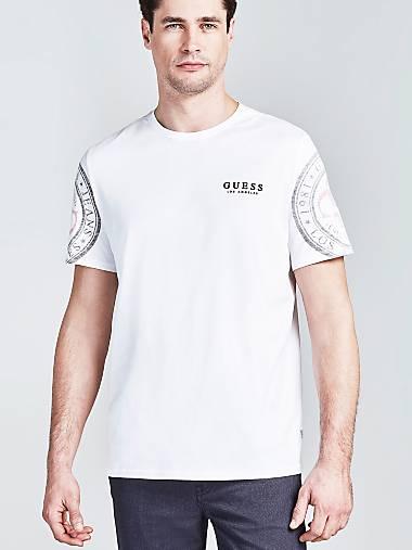 9a95f3e6dcc3 Men's T Shirts | GUESS Official Online Store