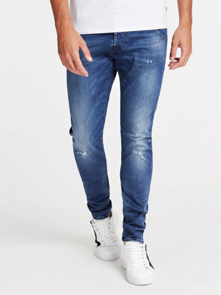 GUESS Jeans Used-Optik