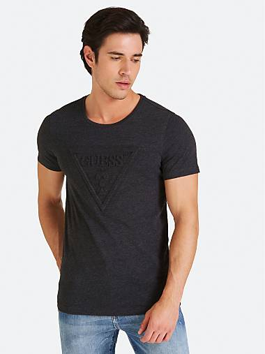 bad07b7e Men's T Shirts | GUESS Official Online Store