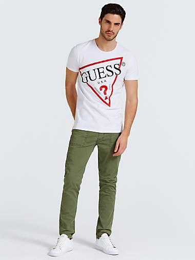 e2069e2b8 Men's T Shirts   GUESS Official Online Store