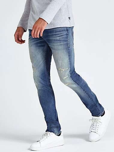 f1d91b5114 Men's Skinny Denim | GUESS Official Online Store