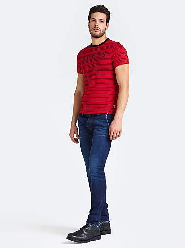 176a29ee3 Men's T Shirts | GUESS Official Online Store