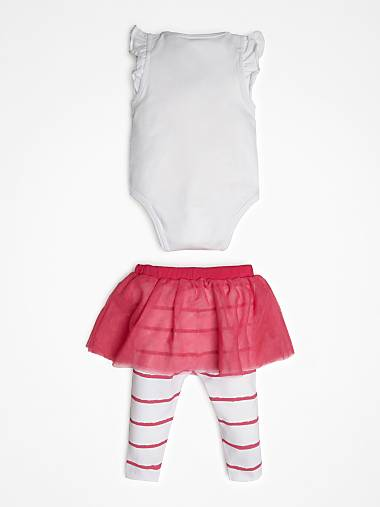 2183f79e7432a Girls Clothing 0-16 Years | GUESS Kids Official Website