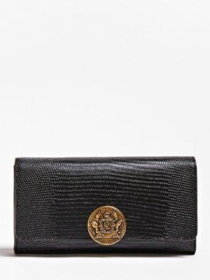 Portefeuilles en cuir GUESS® Luxe | GUESS®