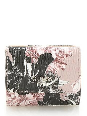 eu Wallet Mini Halley Flower Guess SqxwI