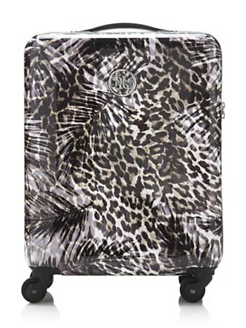 GUESS PIPER ANIMAL PRINT TROLLEY