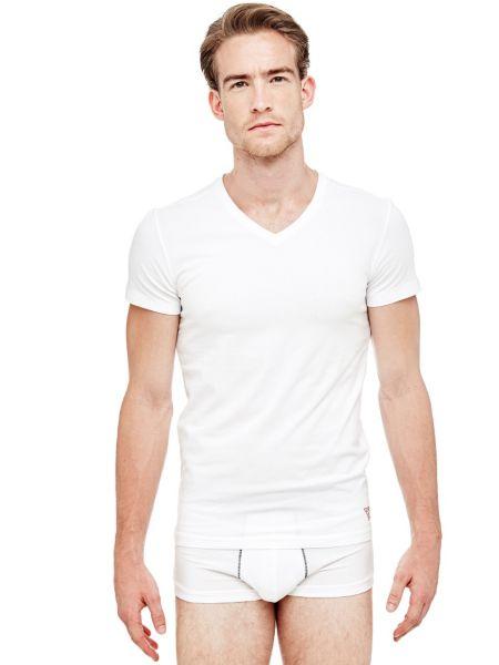 Lot de 2 t shirt hero en coton stretch