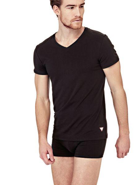 T shirt en coton stretch hero