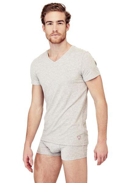 GUESS graues Unterhemd