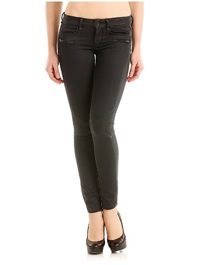 Jegging Black Secret Guess offerta