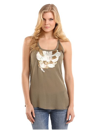 Abbey Top Guess offerta